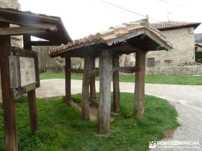 Salto del Nervión - Salinas de Añana - Parque Natural de Valderejo;municipios de segovia rutas en